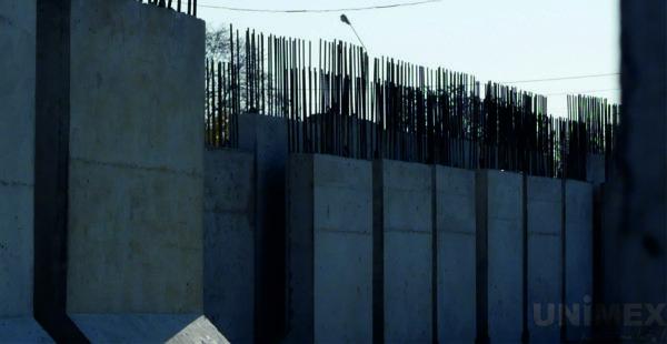 ściany oporowe